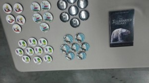 Buttons and Book